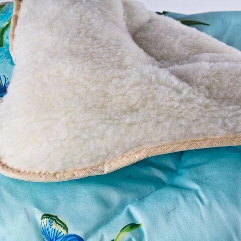 Одеяло шерстяное открытое (Евро)