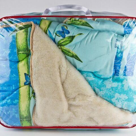 Одеяло шерстяное открытое (Полуторное)