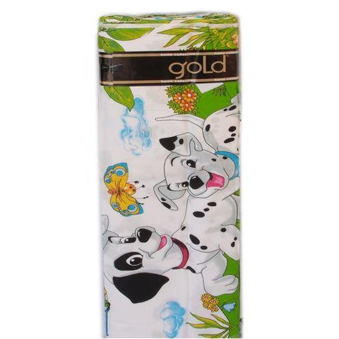 "Бязь ""Gold"" детская Пакистан, ширина 220 cм. арт.1005"