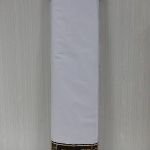 """Белая однотонная ткань """"Gold White"""" Пакистан арт.1008"""