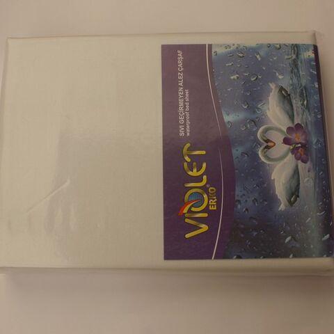 """Наматрасник на резинке """"Violet"""" 160х200"""