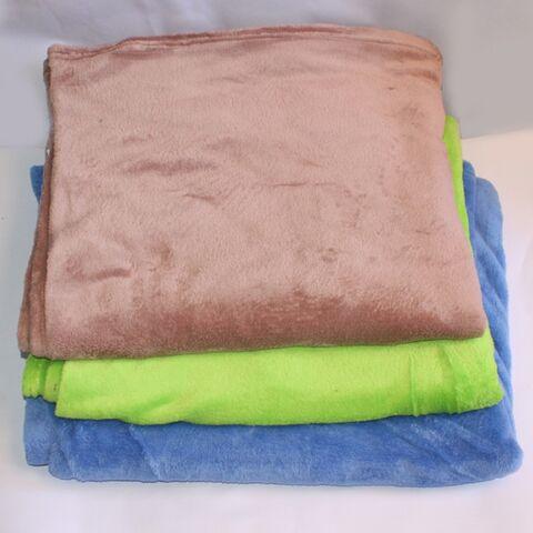 Плед двуспальный легкий микрофибра