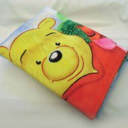 Плед детский в кроватку микрофибра
