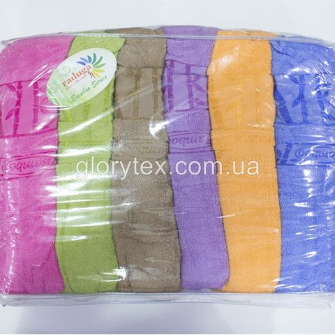Полотенце лицевое махровое 50x90 Romeo Soft арт.2132