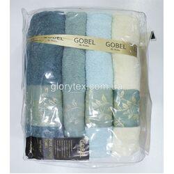 Полотенце банное махровое 70x140 Gobel арт.2135