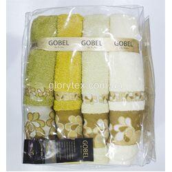 Полотенце банное махровое 70x140 Gobel арт.2139