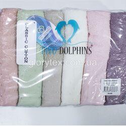 Полотенце банное махровое 70x140 Two Dolphins арт.2152