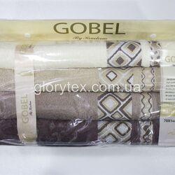 Банное бамбуковое полотенце 70x140 Gobel арт.2207