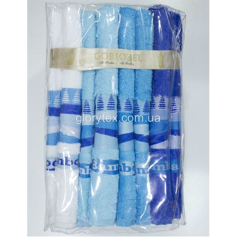 Банное бамбуковое полотенце 70x140 Gobel арт.2208
