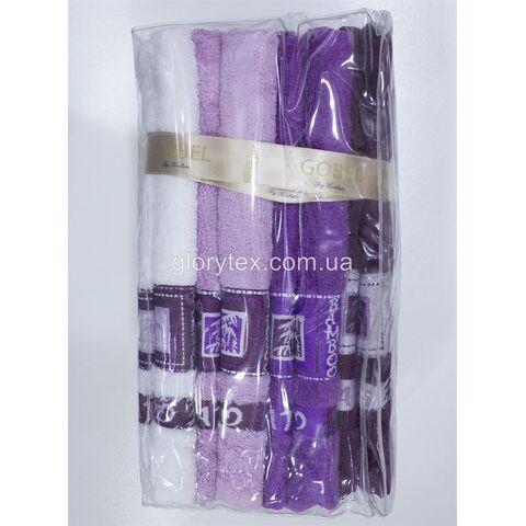 Банное бамбуковое полотенце 70x140 Gobel арт.2209