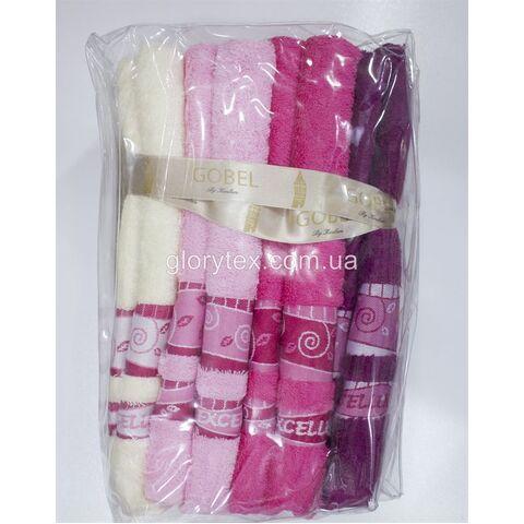 Банное бамбуковое полотенце 70x140 Gobel арт.2210