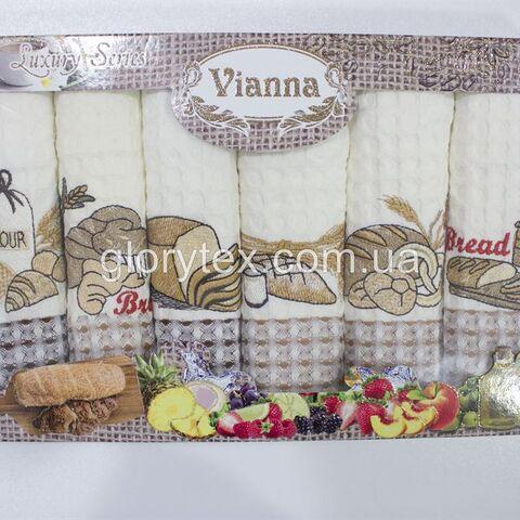 Набор кухонных х/б полотенец 50x70 Vianna арт.2213