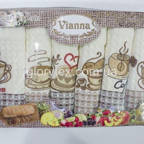 Набор кухонных х/б полотенец 50x70 Vianna арт.2214