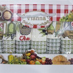 Набор кухонных х/б полотенец 35x50 Vianna арт.2218