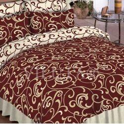 5400R Семейный комплект постельного белья Вилюта Платинум