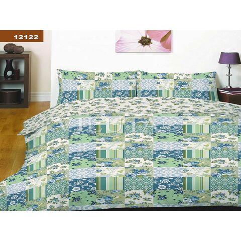 12122 Евро комплект постельного белья Вилюта Платинум