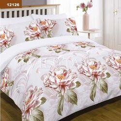 12126 Двуспальный комплект постельного белья Вилюта Платинум