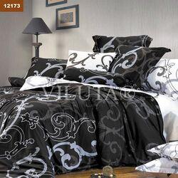 12173 Евро комплект постельного белья Вилюта Ранфорс