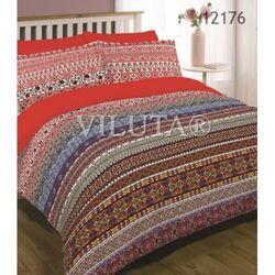12176 Семейный комплект постельного белья Вилюта Ранфорс
