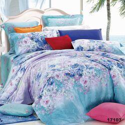 17103 Двуспальный комплект постельного белья Вилюта Ранфорс