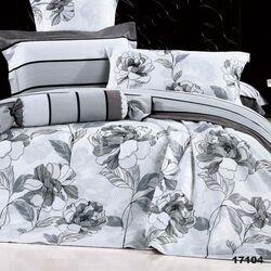 17104 Евро комплект постельного белья Вилюта Ранфорс