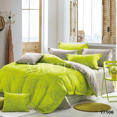 17106 Двуспальный комплект постельного белья Вилюта Ранфорс