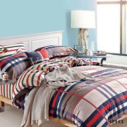 17113 Двуспальный комплект постельного белья Вилюта Ранфорс
