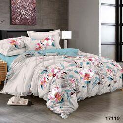17119 Двуспальный комплект постельного белья Вилюта Ранфорс