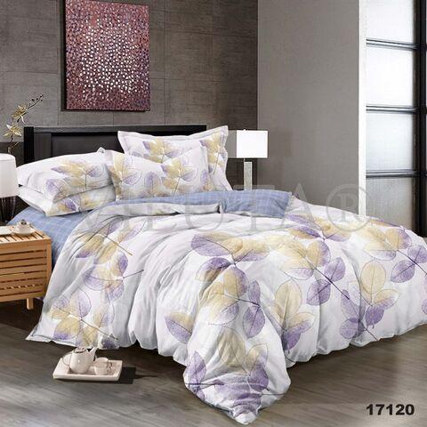 17120 Евро комплект постельного белья Вилюта Ранфорс