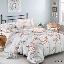 17121 Семейный комплект постельного белья Вилюта Ранфорс