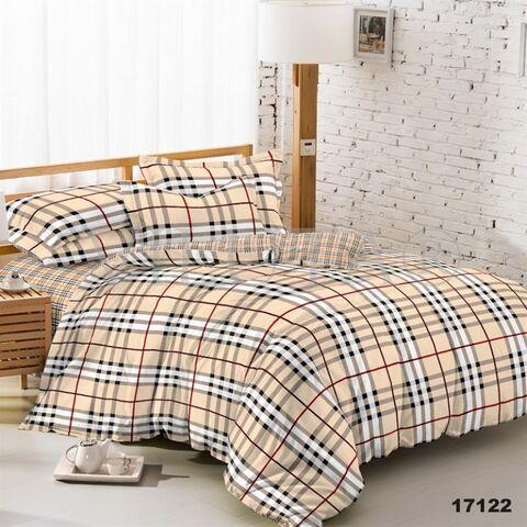 17122 Семейный комплект постельного белья Вилюта Ранфорс