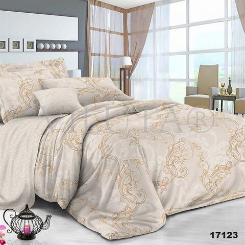 17123 Двуспальный комплект постельного белья Вилюта Ранфорс