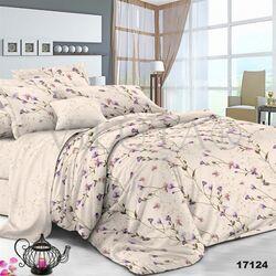 17124 Евро комплект постельного белья Вилюта Ранфорс