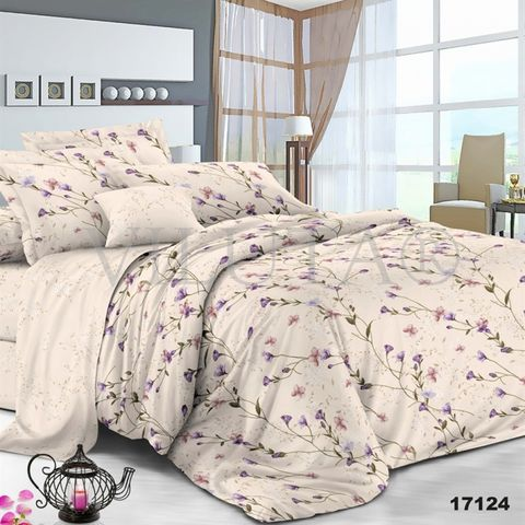17124 Полуторный комплект постельного белья Вилюта Ранфорс