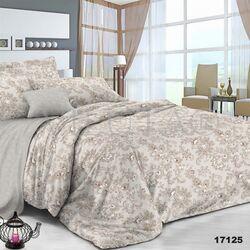 17125 Двуспальный комплект постельного белья Вилюта Ранфорс
