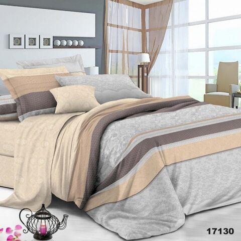 17130 Семейный комплект постельного белья Вилюта Ранфорс