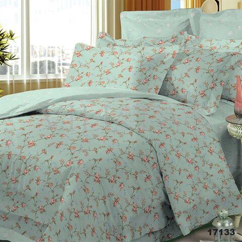 17133 Двуспальный комплект постельного белья Вилюта Ранфорс