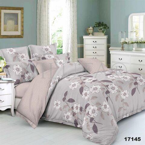17145 Семейный комплект постельного белья Вилюта Ранфорс