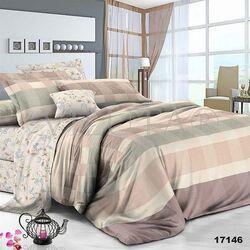 17146 Семейный комплект постельного белья Вилюта Ранфорс