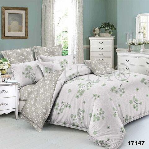 17147 Двуспальный комплект постельного белья Вилюта Ранфорс