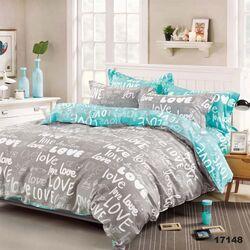 17148 Двуспальный комплект постельного белья Вилюта Ранфорс