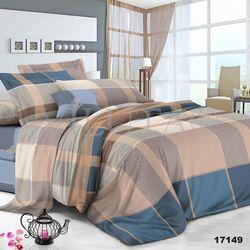 17149 Двуспальный комплект постельного белья Вилюта Ранфорс