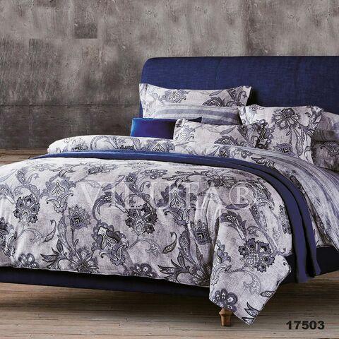Комплект постельного белья Вилюта Платинум Семейный 17503