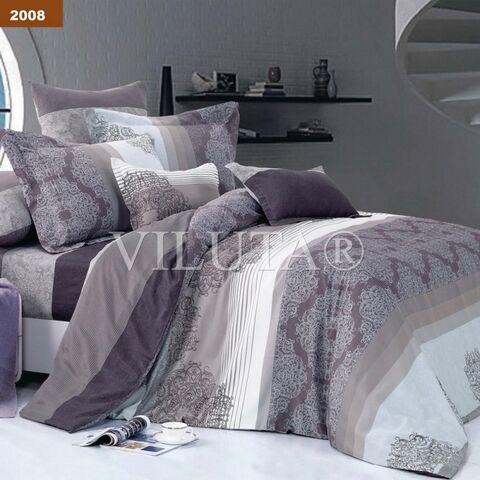 2008 Полуторный комплект постельного белья Вилюта Платинум