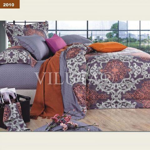 2010 Полуторный комплект постельного белья Вилюта Платинум
