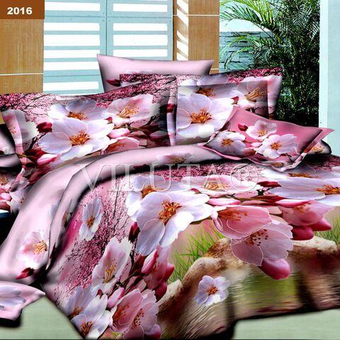 2016 Двуспальный комплект постельного белья Вилюта Платинум