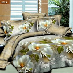 2023 Семейный комплект постельного белья Вилюта Платинум