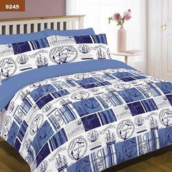 9245 Двуспальный комплект постельного белья Вилюта Ранфорс
