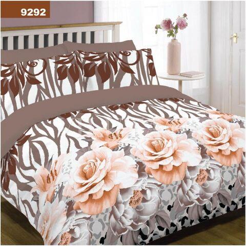 9292 Семейный комплект постельного белья Вилюта Платинум