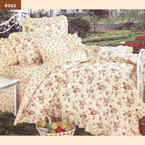 9562 Полуторный комплект постельного белья Вилюта Ранфорс